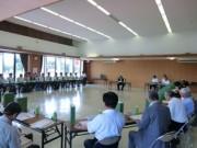 平成24年度 第1回佐久市地域防災会議